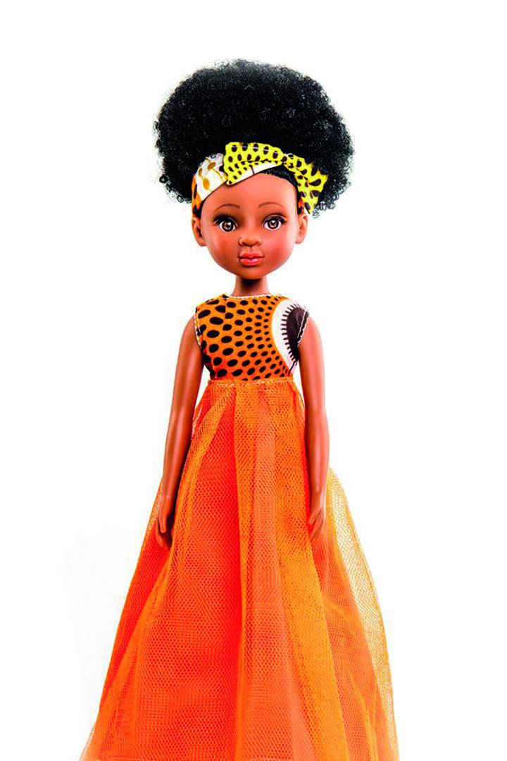 Naïmadolls, la marque ivoirienne de jouets