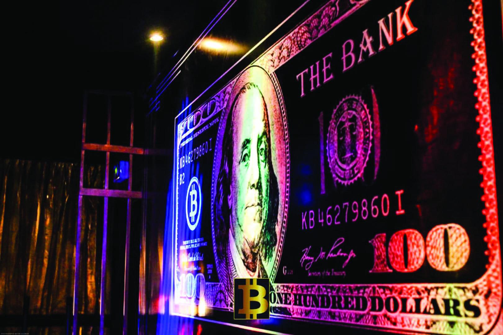 The Bank : money, power, respect