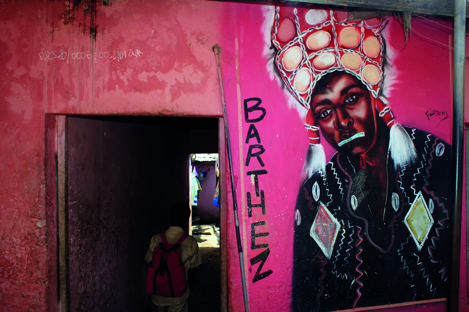 Zoom sur Abidjan Graffiti