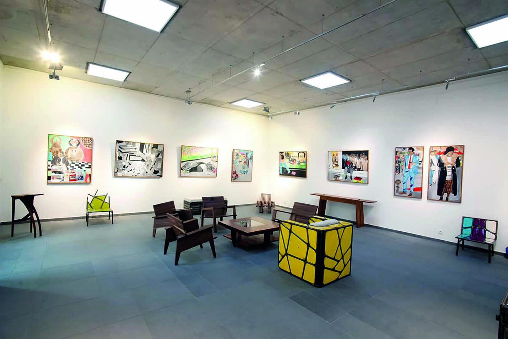 Focus Art: LouiSimone Guirandou Gallery
