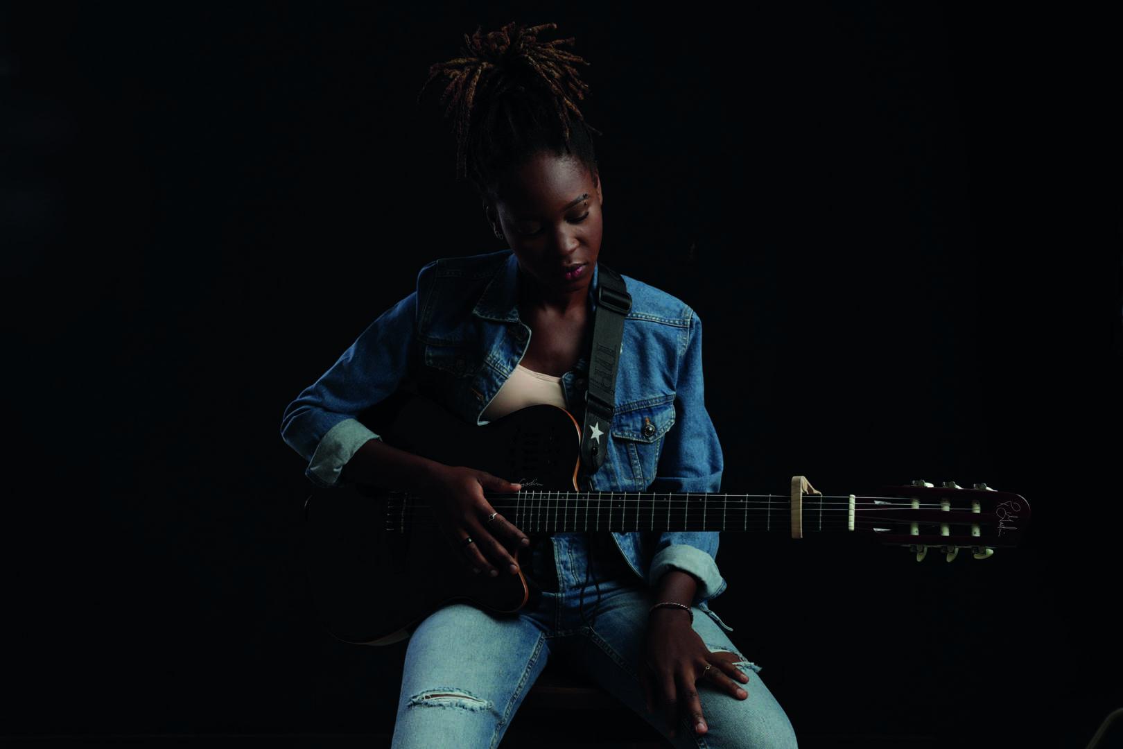 Céline Banza, prix RFI 2019 en concert à l'IFCI