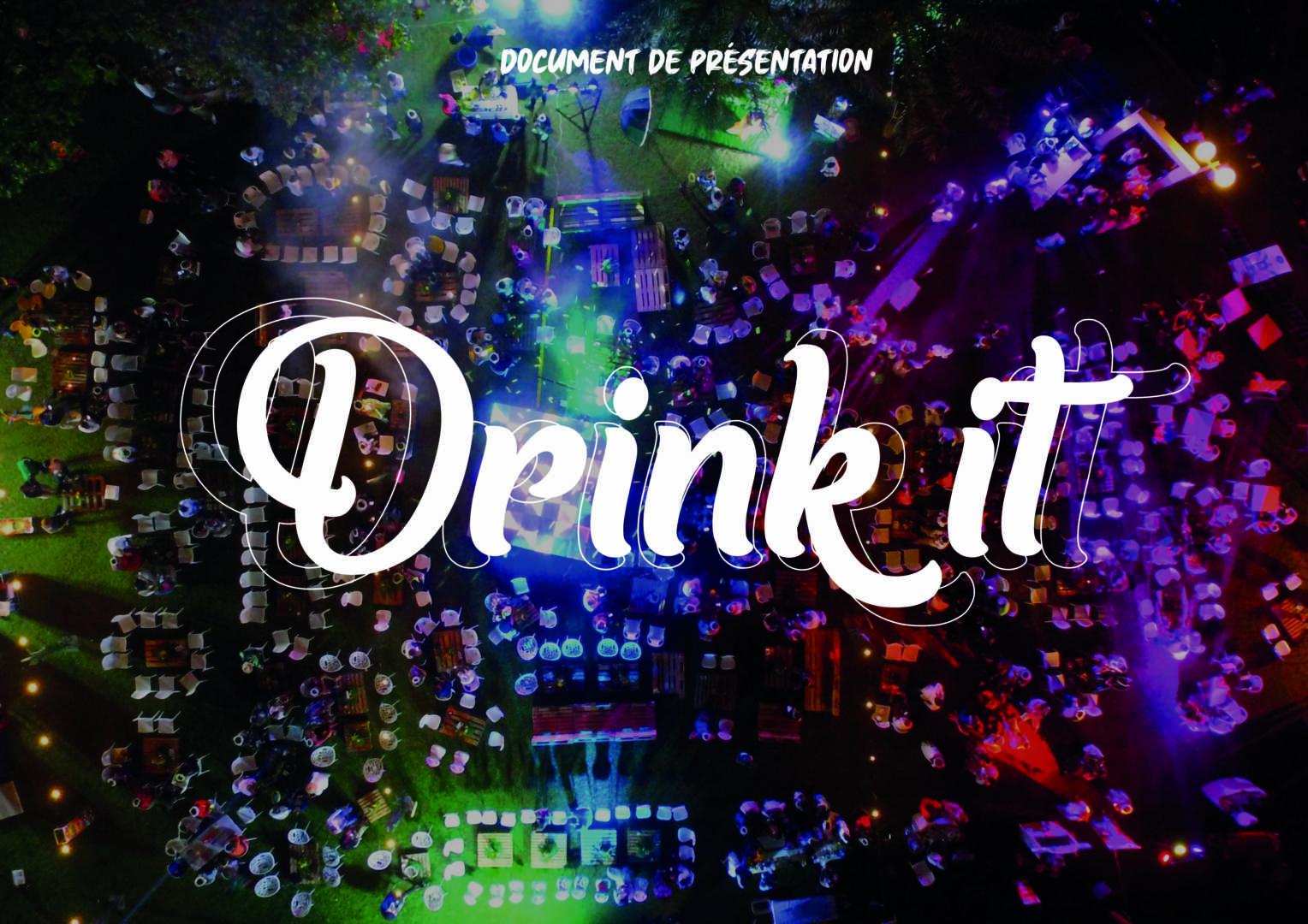 Le rendez-vous du mois: Drink it #5
