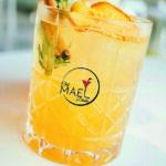 BAAB 65-CHEF MAEL-Krush _6cl de cognac, 8cl de passion, 2cl de vanille de Madagascar, du gingembre en tranche et de la cannelle brûlée_BAAB