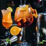BAAB 65-CHEF MAEL-Smash _ 6cl de Jack honney, 3cl de Sweet and sour (cherries, menthe, cassis, triple sec, citron), 8cl de limonade_BAAB
