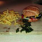 Cheese Burger - LE BAR BLANC_BAAB