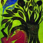 Jems Koko Bi, Le chant du colibri III, 2021_BAAB