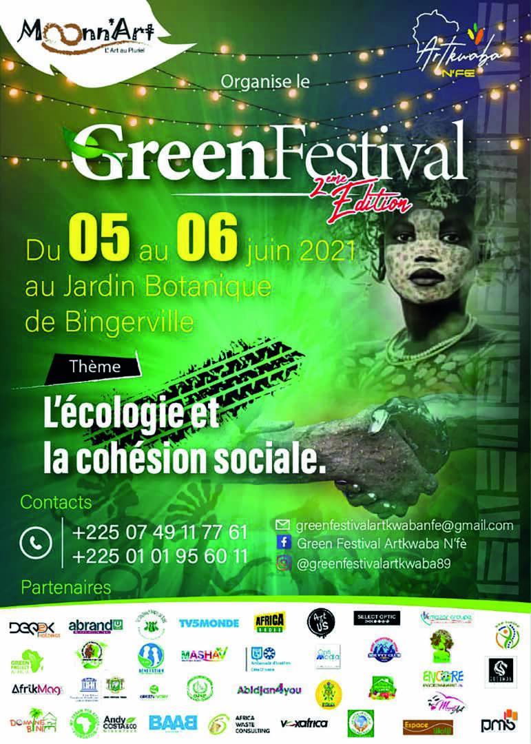 La Bonne Info: le Green Festival