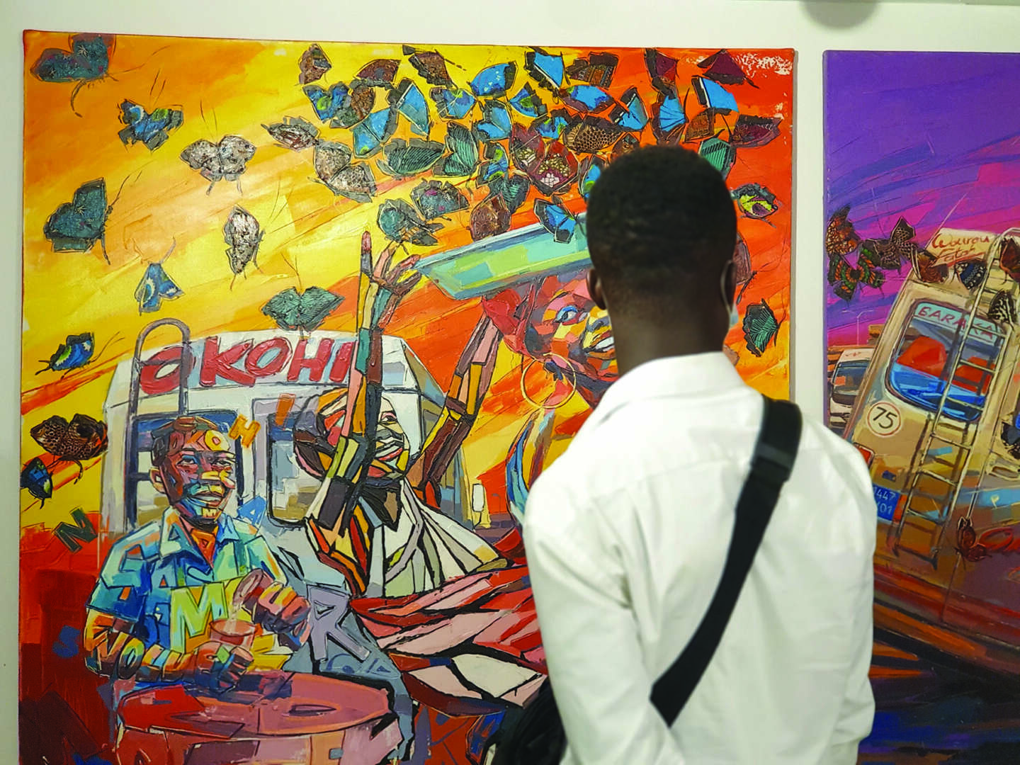 Le MuCat, dépositaire de la mémoire des arts visuels ivoiriens