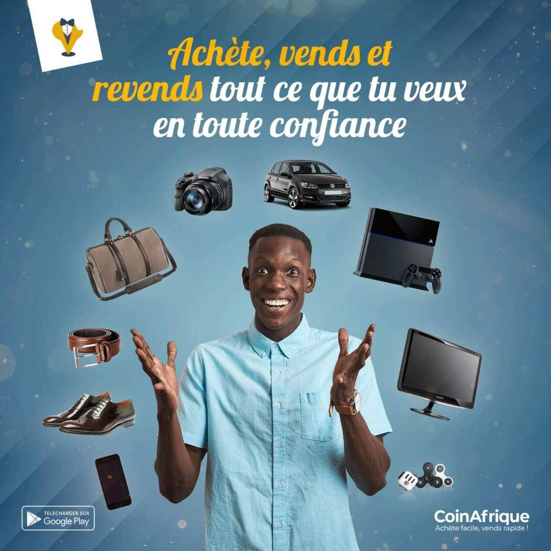 Coup de cœur: Coinafrique