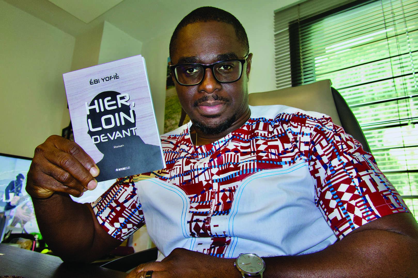 Entretien avec Ébi Yofiè, romancier ivoirien